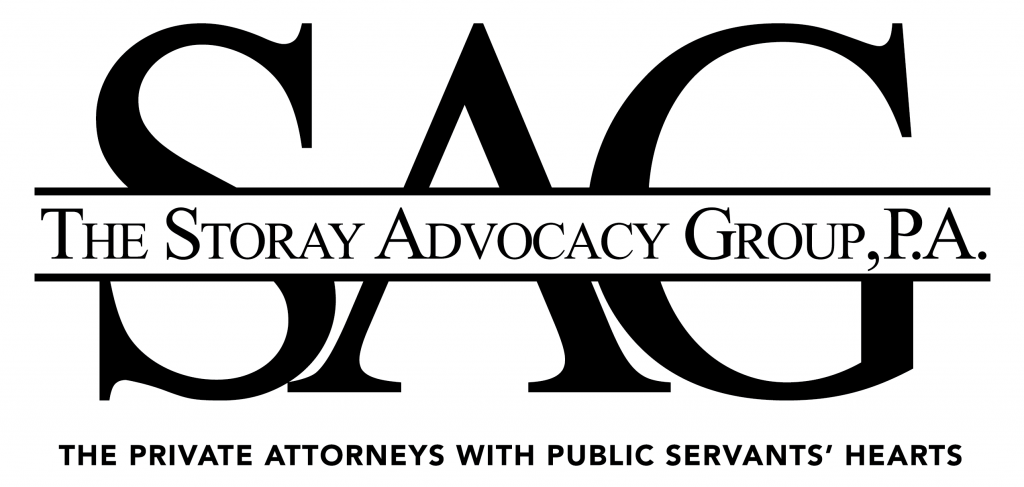 The Storay Advocacy Group Logo